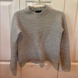 Boucle sweater